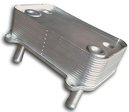 Resfriador Trocador de Calor Motor Porsche Cayenne S Turbo 4.5 V8 2003 a 2006 - 94810727603