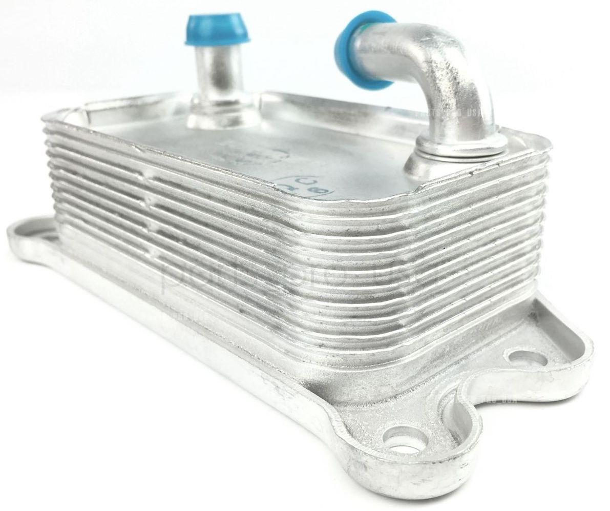Resfriador Trocador de Calor Motor Volvo C30 C70 S40 S60 S80 V40 V50 V60 V70 de 2006 a 2011