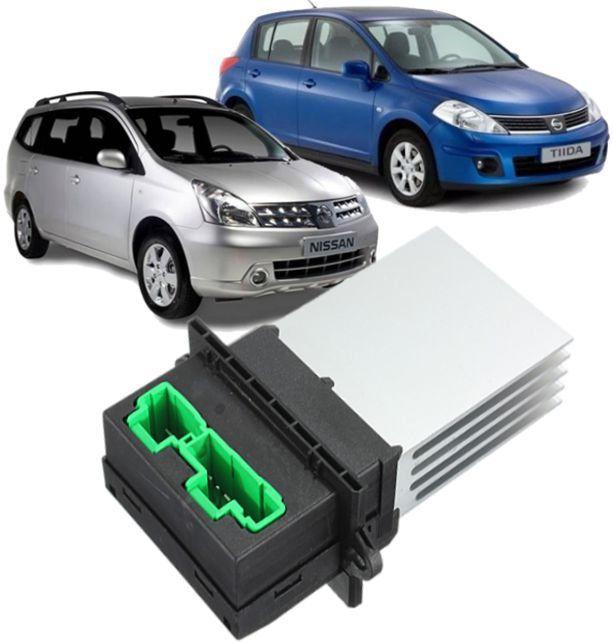 Resistencia Ar Condicionado Nissan Livina Tiida 1.8 16v de 2007 a 2015