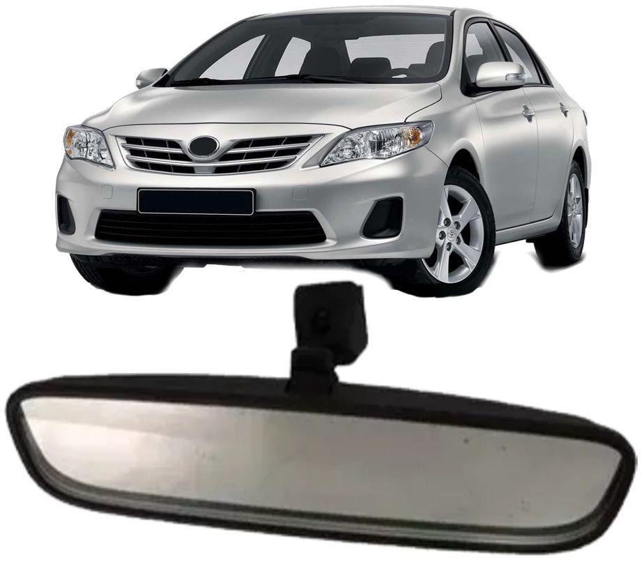 Espelho Retrovisor Interno Corolla de 2008 a 2017