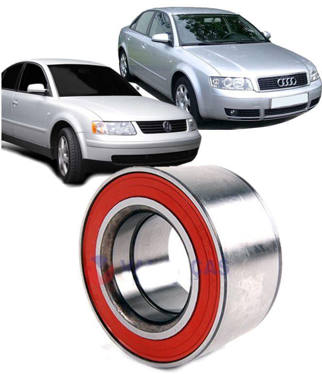 Rolamento de Roda Dianteira Audi A4 A6 Passat de 1998 a 2005