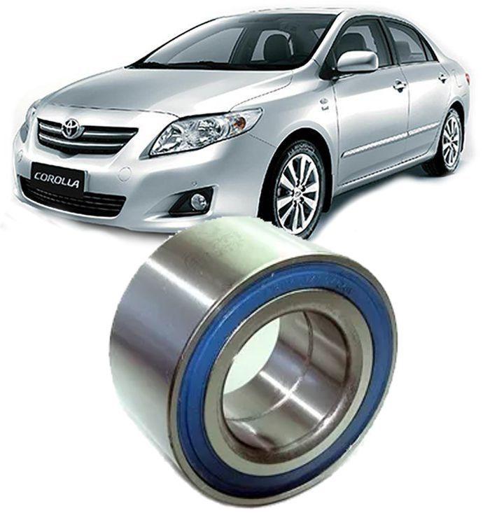 Rolamento de Roda Dianteira Corolla 1.8 16v e 2.0 16v de 2009 à 2014 Com Abs