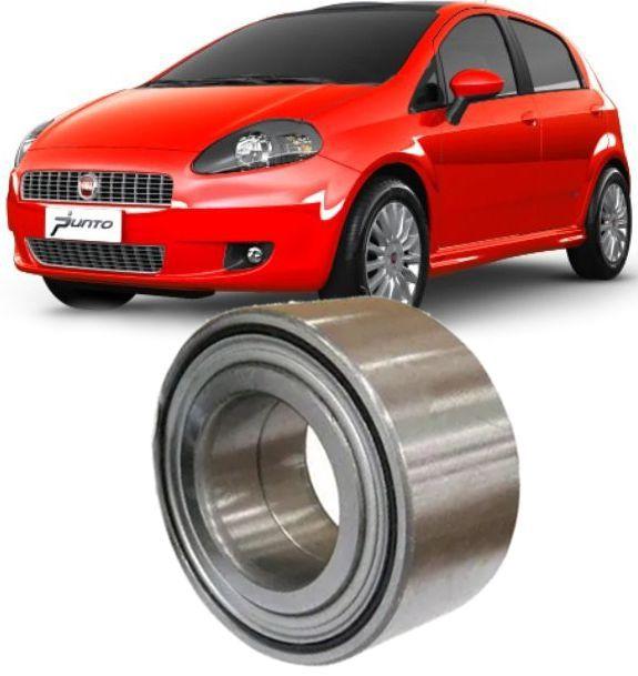 Rolamento de Roda Dianteira Fiat Punto 1.4 Linea 1.9 Sem freio ABS de 2008 à 2016