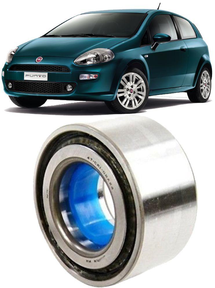 Rolamento de Roda Dianteira Fiat Punto Linea 1.4 1.9 T-Jet Com freio ABS de 2008 à 2016