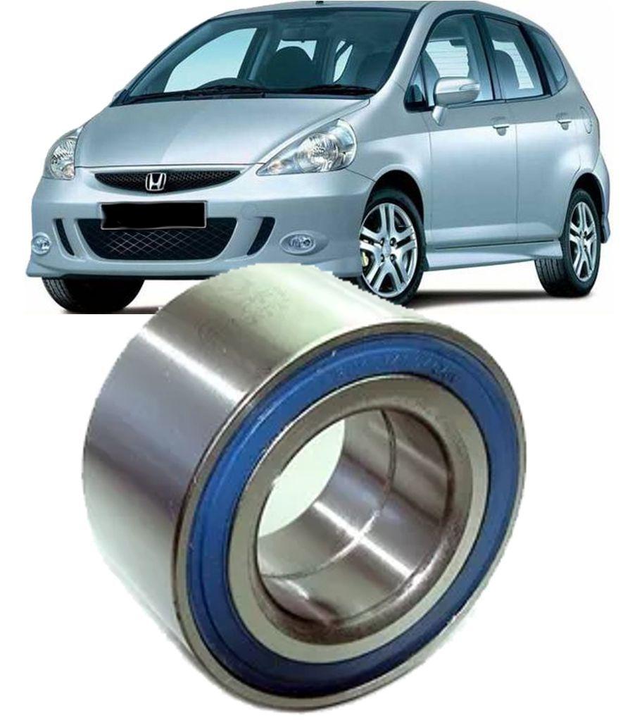 Rolamento de Roda Dianteira Fit 1.4 8V e 1.5 16V de 2003 a 2008 Sem ABS