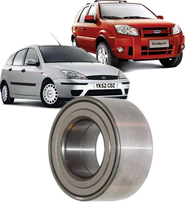Rolamento de Roda Dianteira Ford Ka Ecosport New Fiesta Fusion  c/ABS