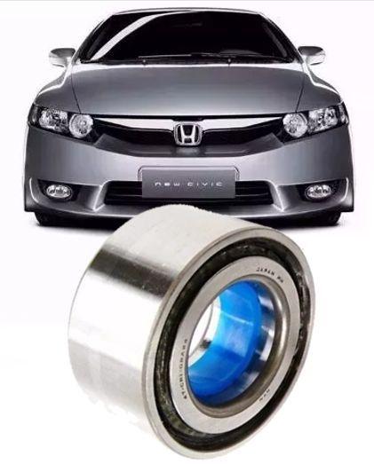 Rolamento de Roda Dianteira Honda New Civic 1.8 16V 2006 a 2015 Com ABS