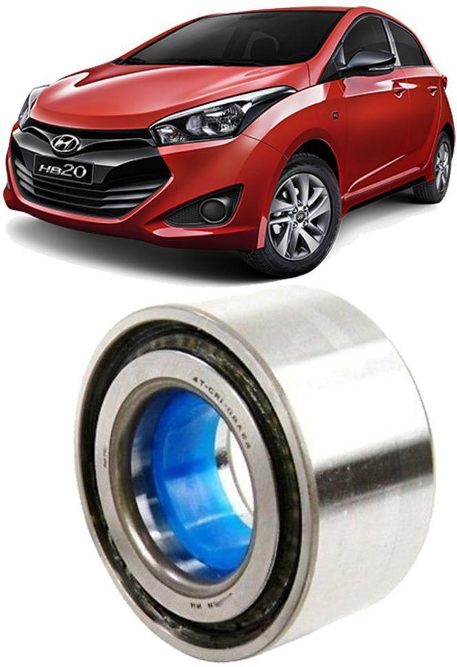 Rolamento de Roda Dianteira Hyundai Hb20 1.0 e 1.6 de 2012 à 2020