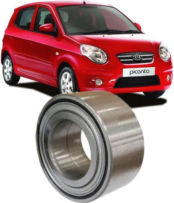 Rolamento de Roda Dianteira Kia Picanto 06 à 11 Hyundai Atos Prime