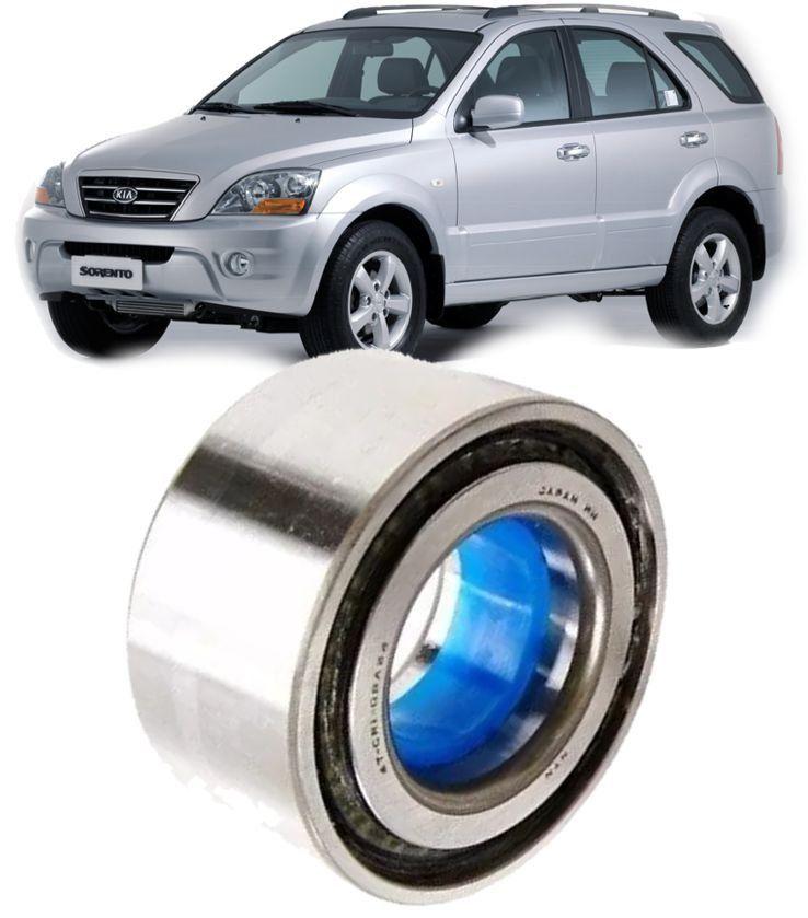 Rolamento de Roda Dianteira Kia Sorento 2.5 16V Diesel Vgt Crdi 2005 a 2009