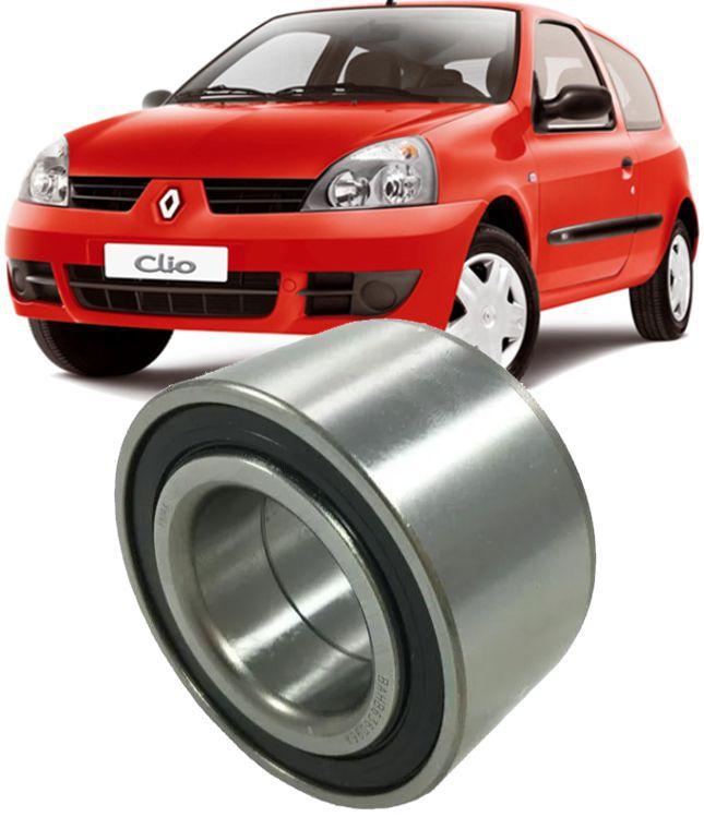 Rolamento de Roda Dianteira Renault Clio Kangoo Megane Scenic 1.6 de 2001 à 2015