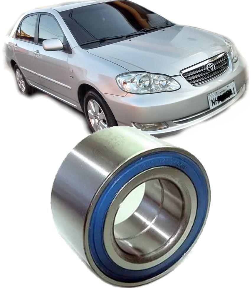 Rolamento de Roda Dianteira Toyota Corolla e Fielder de 2003 a 2008