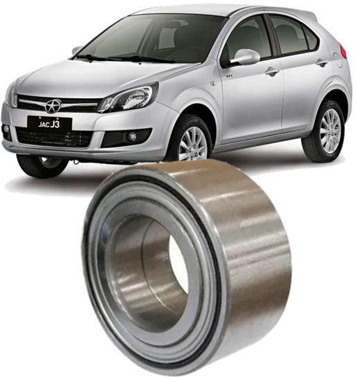 Rolamento de Roda Dianteiro Jac Motors J3 1.4 e 1.5 Todos