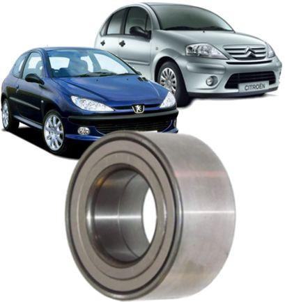 Rolamento de Roda Traseira Peugeot 206 205 106 306 Citroen Xsara c/ABS