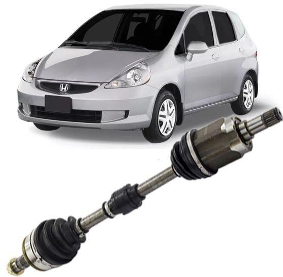Semi Eixo Homocinetico Honda Fit 1.4 8v e 1.5 16V Lado Direito 2003 a 2008