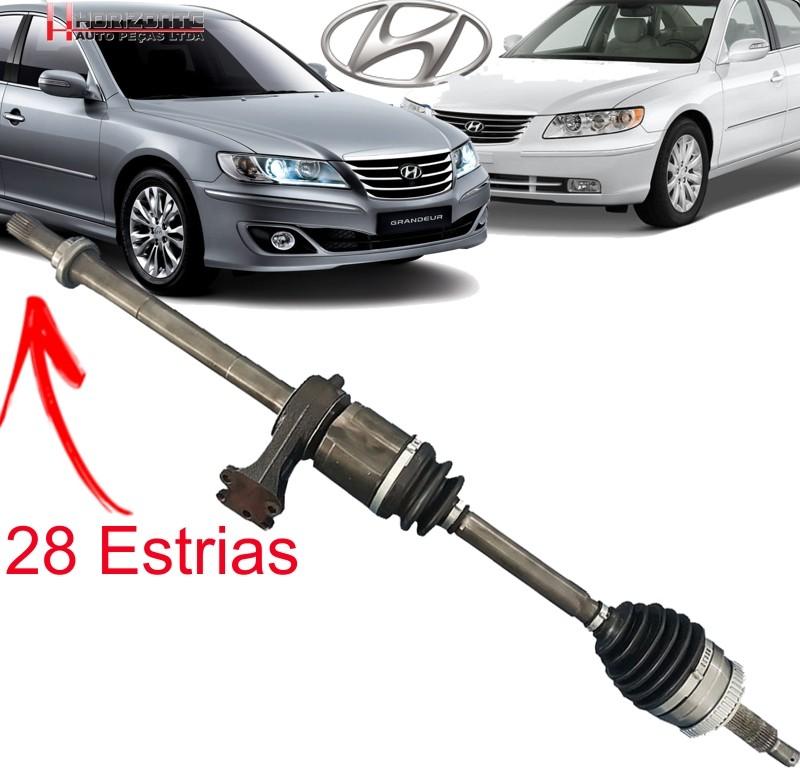 Semi Eixo Homocinético Hyundai Azera 3.3 V6 Lado Direito