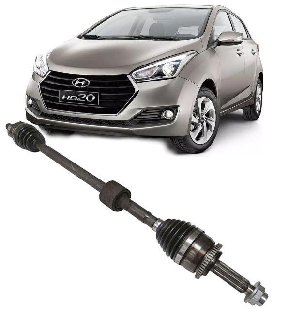 Semi Eixo Homocinetico Hyundai Hb20 e Hb20s 1.6 Com ABS Lado Direito