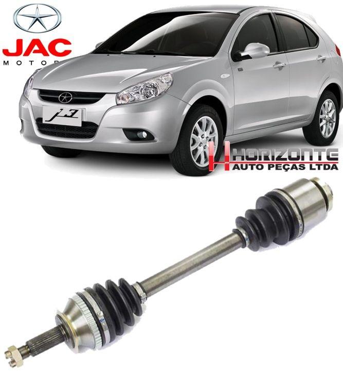 Semi Eixo Homocinético Jac Motors J3 Turin 1.4 16V e 1.5 16V Direito