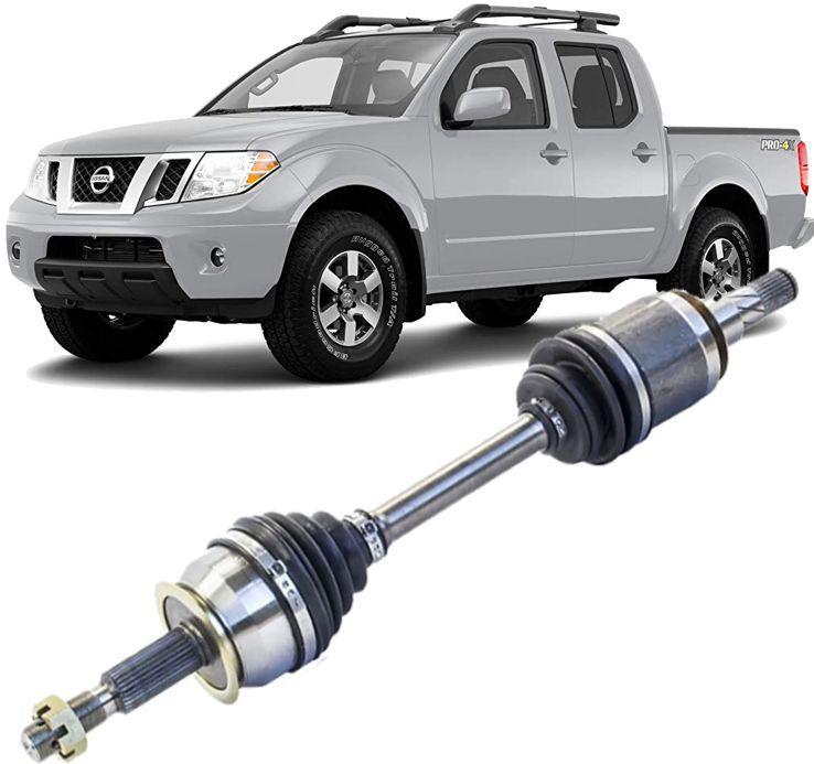 Semi Eixo Homocinetico Nissan Frontier 2.5 SEL de 2007 A 2015