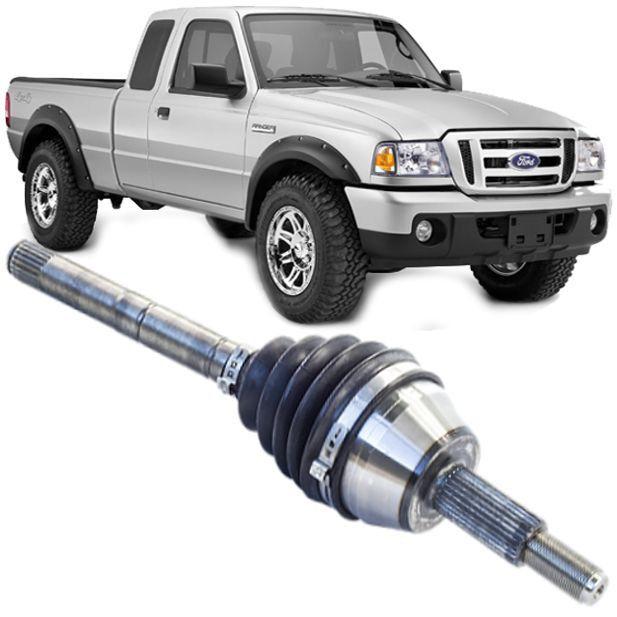 Semi Eixo Homocinetico Ranger 2.3 16v 2.8 e 3.0 Diesel 4x4 2001 a 2012