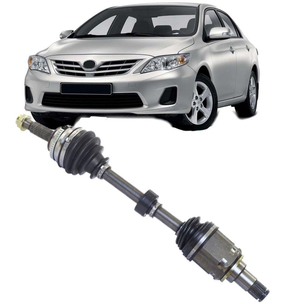 Semi Eixo Homocinetico Toyota Corolla 2.0 de 2009 a 2014 Lado esquerdo ORIGINAL