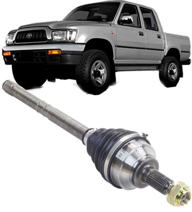 Semi Eixo Homocinetico Toyota Hilux e Sw4 3.0 Diesel de 1996 a 2004