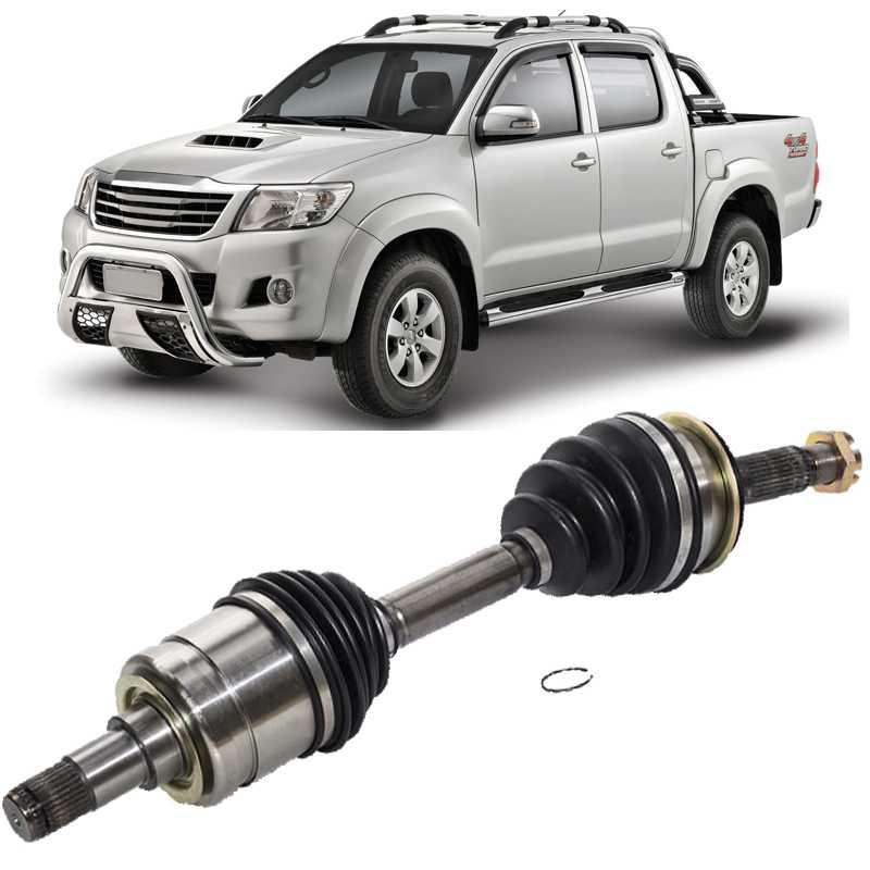 Semi Eixo Homocinetico Toyota Hilux e Sw4 3.0 e 2.5 de 2015 à 2016
