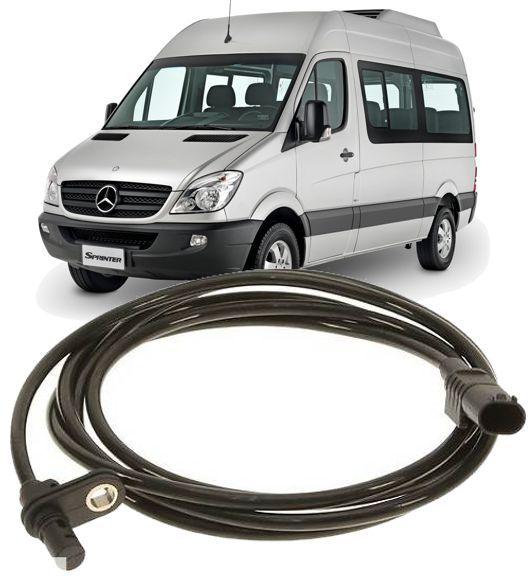 Sensor Abs Traseiro Direito Sprinter Cdi 311 415 2.2 16v Diesel de 2013 à 2019 - A9069050901