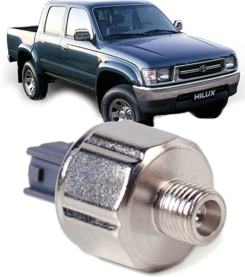 Sensor de Detonacao Corolla 1.6 e 1.8 16 de 1993 à 2008 e Camry