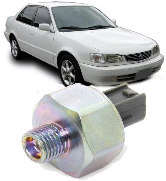 Sensor de Detonacao Toyota Corolla 1.6 e 1.8 de 95 ate 2002