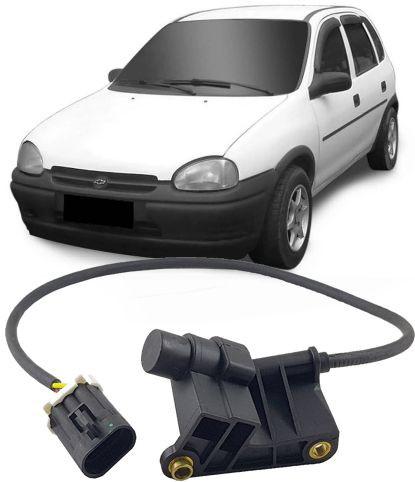 Sensor de Fase do comando Corsa 1.6 16v e 1.0 16v de 1996 à 2003 - 90412795