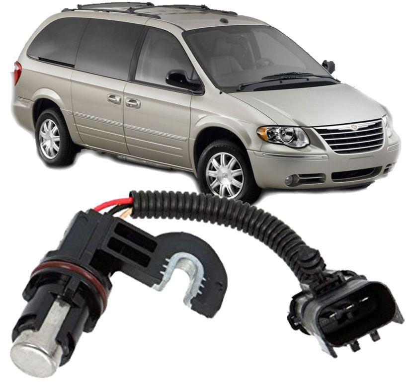 Sensor de Fase Jeep Wrangler e Grand Caravan 3.3 e 3.8 de 1998 a 2011 - 4686353