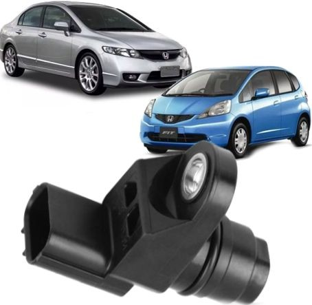 Sensor de Fase New Civic Fit 1.5 Crv Codigo: 37510-pnb-003