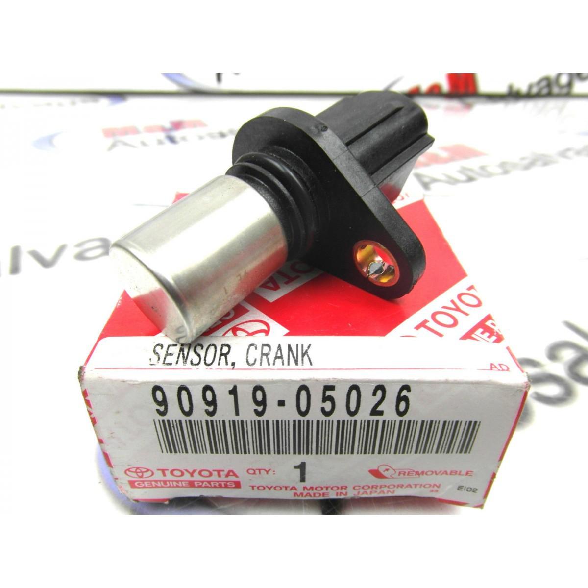 Sensor de Fase Toyota Corolla 1.8 2003 A 2009 - 90919-05026 / 90080-19014