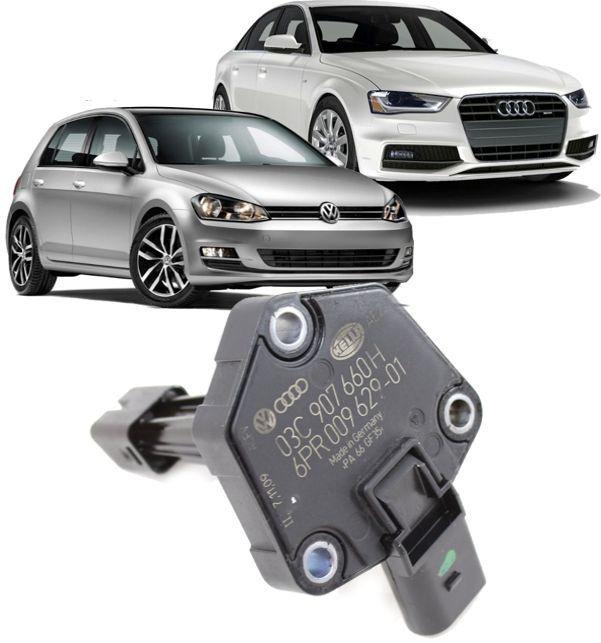 Sensor de Nivel de Oleo Audi A3 A4 A6 Q5 1.8 e 2.0 TSI TSFI - 03c907660h