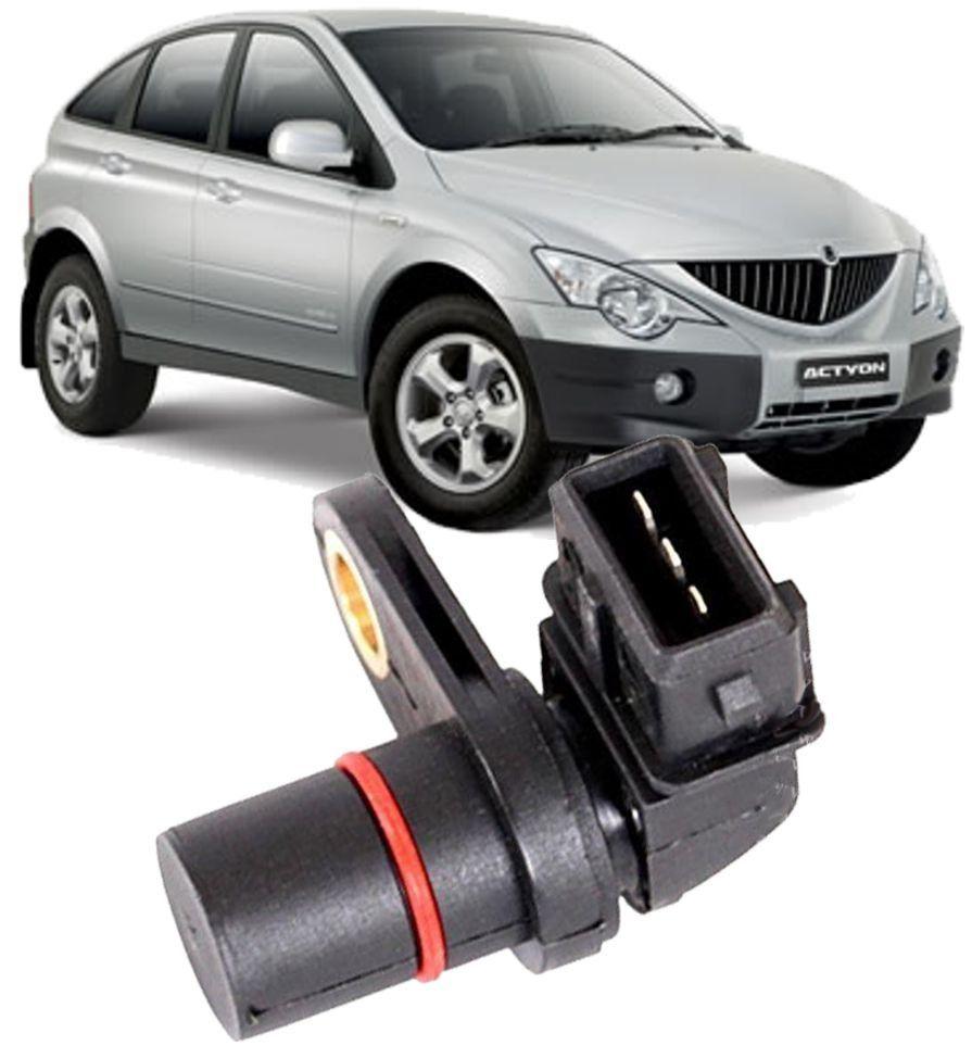 Sensor de Posição Actyon Kyron Rexton 2.0 e 2.7 Diesel - 6651533028