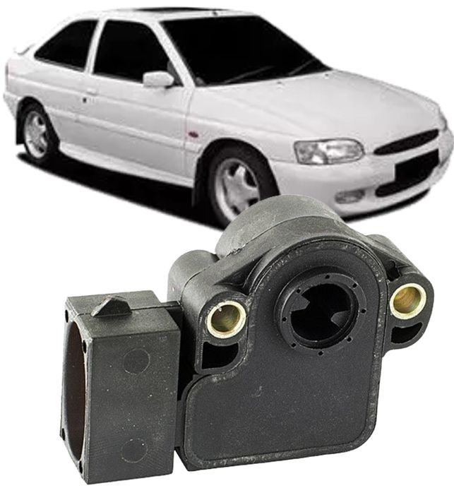 Sensor de Posicao Borboleta Escort Zetec 1.8 16v Sw 97/00 e  Ford Mondeo - 95BF9B989DA