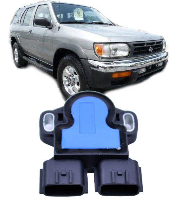 Sensor de Posicao Borboleta Pathfinder 3.3 V6 de 1996 a 2000 - Sera486-07