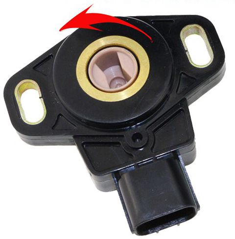 Sensor de Posicao Borboleta Tps Accord 2.0 e 2.4 16V de 2001 a 2007 - Jt7ha