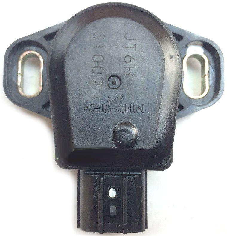 Sensor de Posição Borboleta Tps Fit 1.4 8V e 1.5 16V de 2003 à 2008 - JT6H Original Keihin