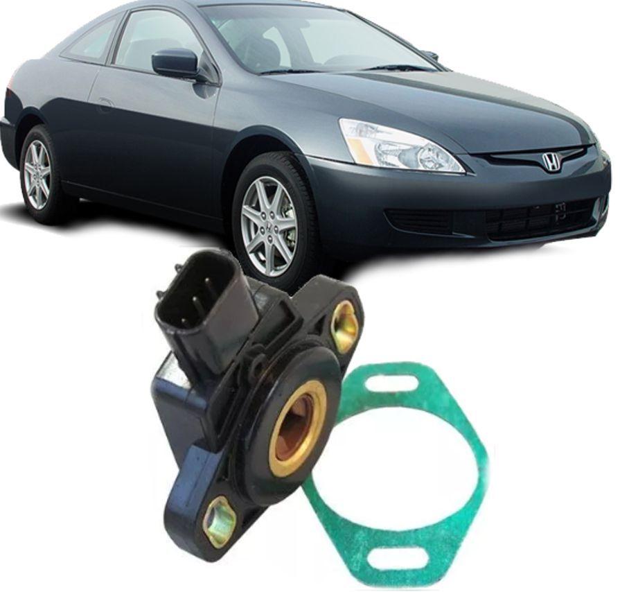 Sensor de Posicao Borboleta Tps Honda Accord 2.4 de 2001 a 2007 - JT7HA
