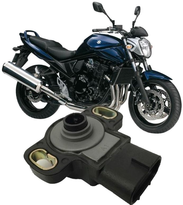 Sensor de Posicao Borboleta Tps Suzuki Bandit Gsx650 E 1200