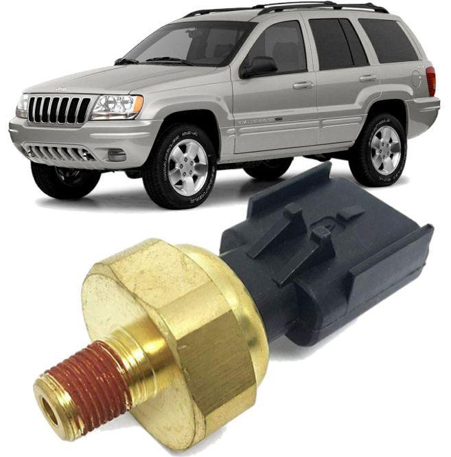 Sensor de Pressao de Oleo Jeep Grand Cherokee 4.7 V8 1999 a 2004