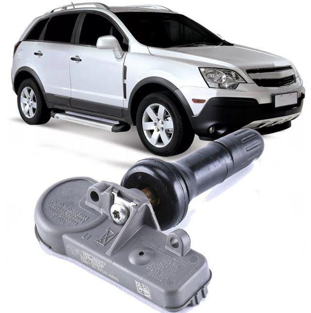 Sensor de Pressao do Pneu TPMS Captiva Camaro e Cruze - 13586335