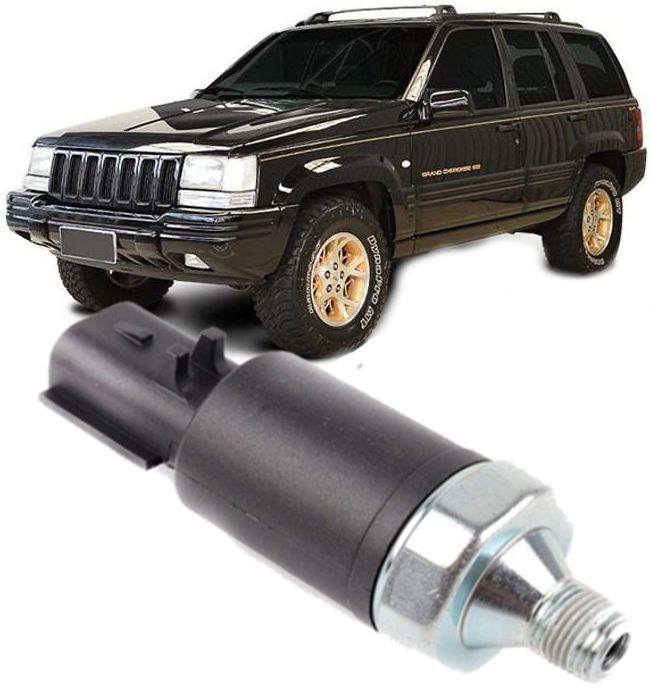 Sensor de Pressão Oleo Jeep Grand Cherokee 5.2 V8 / 5.9 V8 de 1998 À 2002