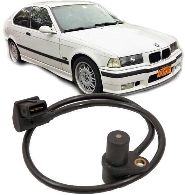 Sensor de Rotacao Bmw 318 E36 316i 518i E34 1.8 16V de 1991 a 1998 - 12141727554