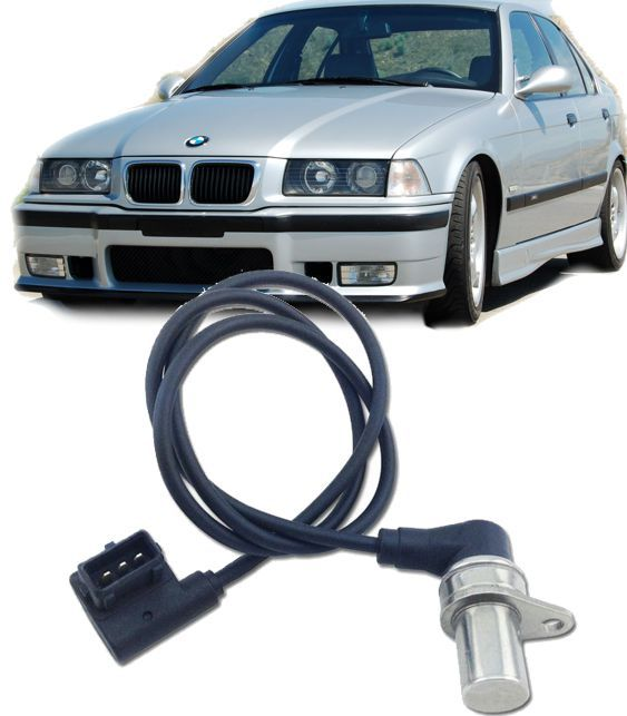 Sensor de Rotacao Bmw 325i 525i 320i 520I M3 E34 E36 de 1990 a 1997 - 12141726066