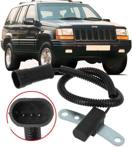 Sensor de Rotacao Cherokee Sport 4.0 de 1993 a 1996 - 56026882