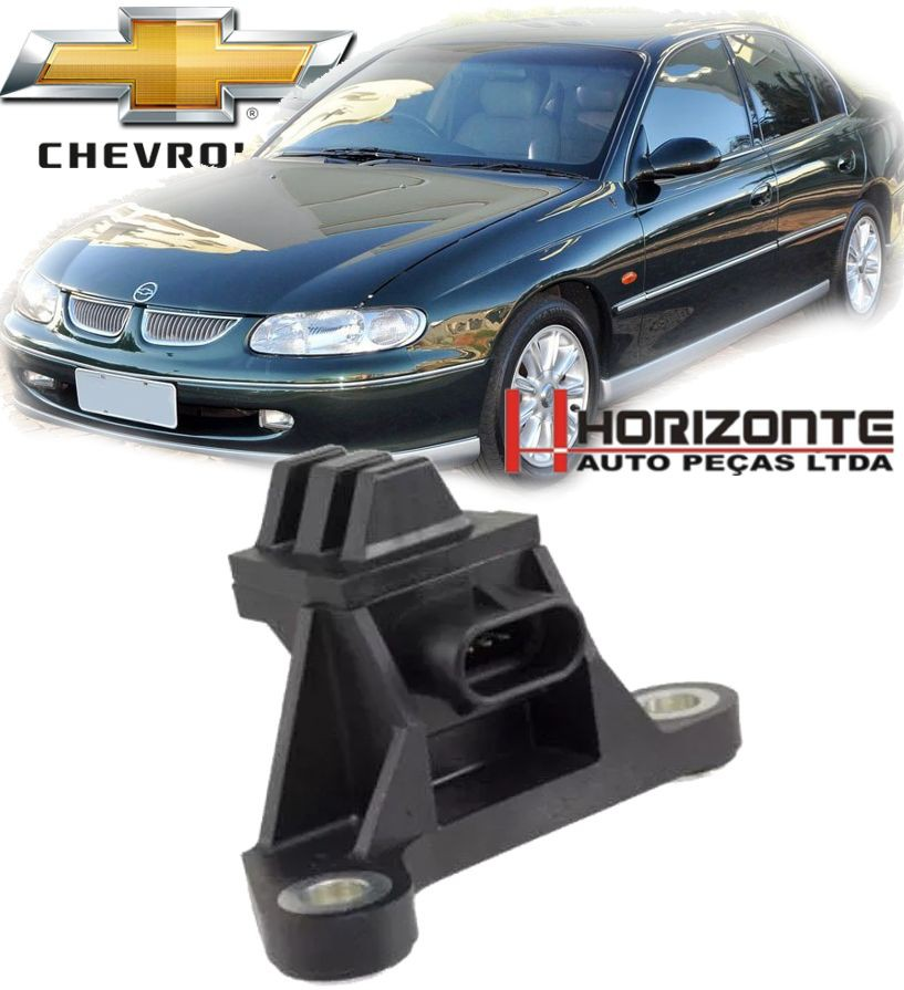 Sensor de Rotacao Chevrolet Omega 3.8 V6 Australiano apos 1999 a 2004
