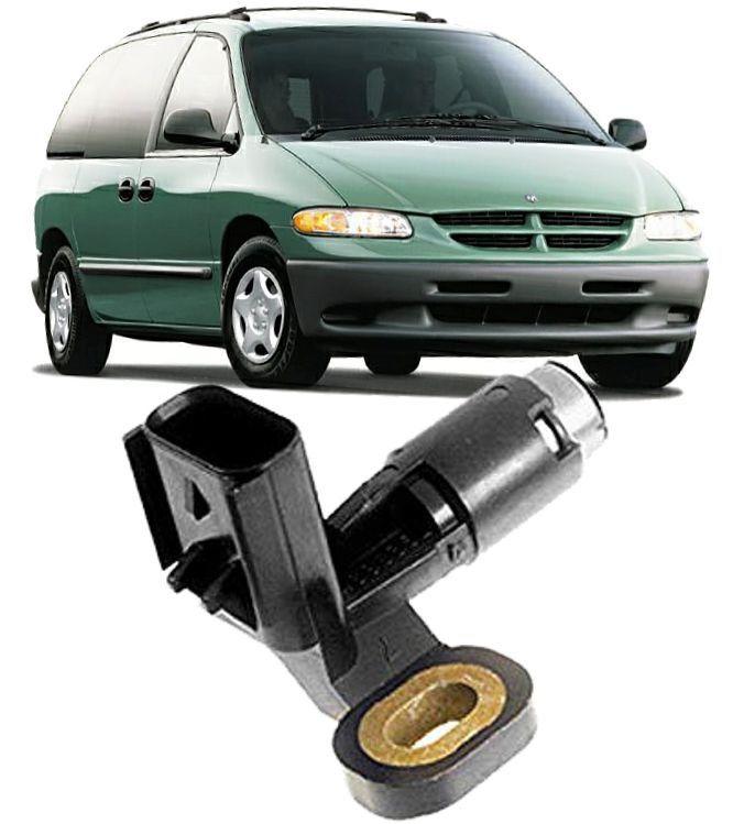 Sensor de Rotacao do Virabrequim Grand Caravan 3.3 e 3.8 V6 1998 1999 e 2000